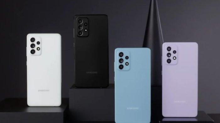5 HP Samsung Galaxy A Series Paling Recomended di Bulan Oktober