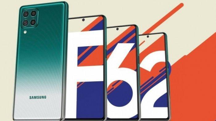 HP Baru Samsung Galaxy F62 Punya Baterai 7.000mAh, Tahan Dua Hari Pemakaian