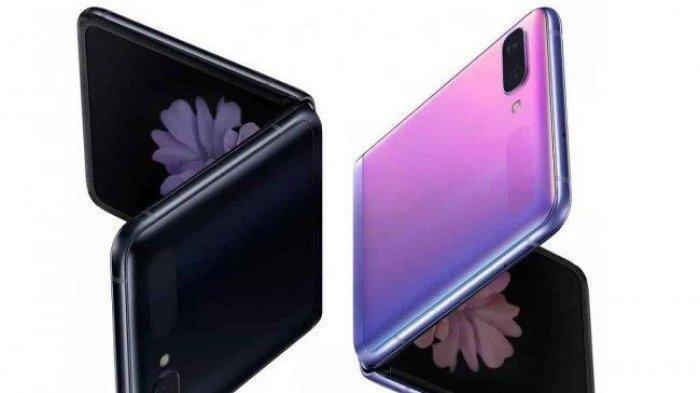 Penampakan iPhone13 Flip yang Kabarnya Mirip dengan Samsung Galaxy Z Flip
