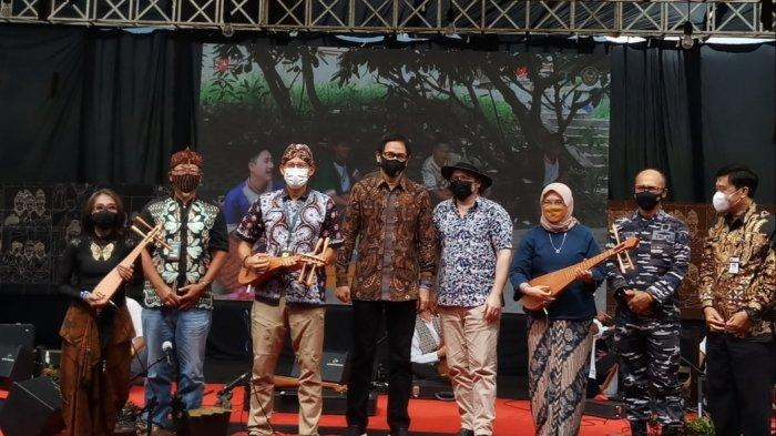 Sandiaga Uno Kagum dengan Orkestra Musik dalam International Conference Sound of Borobudur