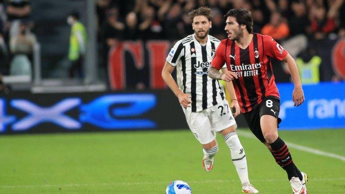 Pujian Pelatih U-21 Italia untuk Pemain Gelandang AC Milan