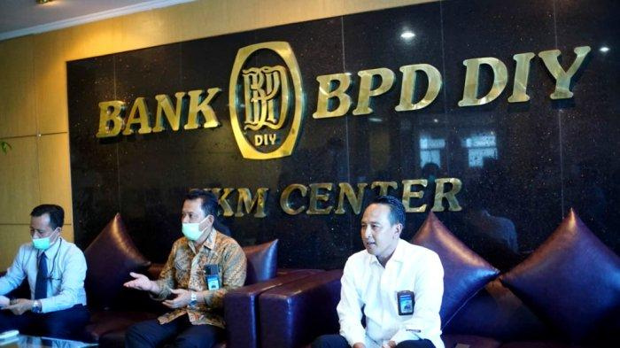 Highlight Kinerja Keuangan PT Bank BPD DIY di Triwulan I 2021