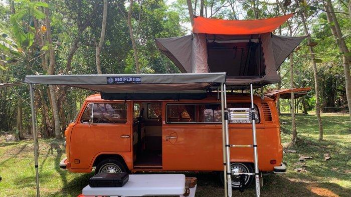Saptawara Campervan Tawarkan Sensasi Bermalam dengan VW Combi