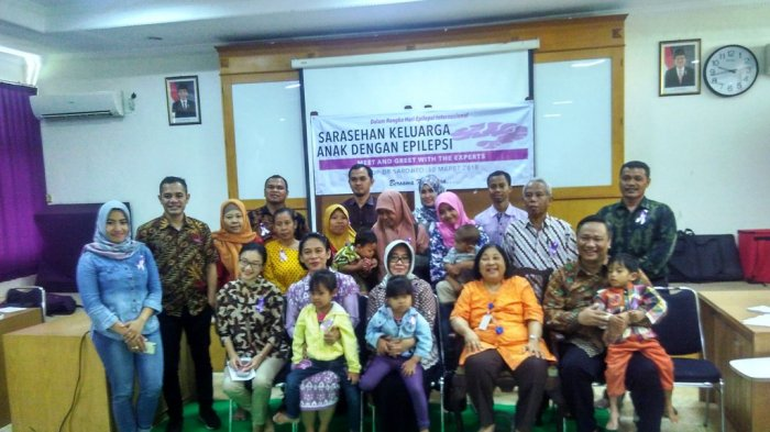Sarasehan Keluarga Anak dengan Epilepsi Digelar di RSUP Dr Sardjito