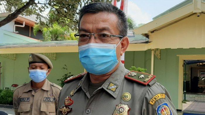 Halau Pemudik, Satpol PP DIY Terjunkan 96 Personel di Wilayah Perbatasan