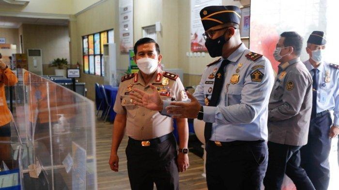 Satgas Saber Pungli Minta Kantor Imigrasi Yogyakarta Tak Terlena Meski Sudah Berstatus WBK