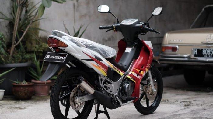 Kisah Restorasi Motor Satria Hiu Viral Mancanegara, Ternyata Ulah Pehobi Asal Yogyakarta