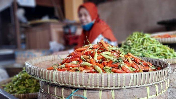 Update Daftar Harga Bahan Pangan di DI Yogyakarta, Cabai Turun Hingga Telur Alami Kenaikan