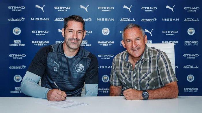 UPDATE Pemain Masuk Keluar Liga Inggris: Manchester City Kontrak Penjaga Gawang Veteran