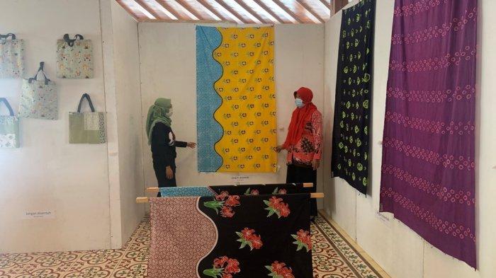 Pameran 'Meretas Keterbatasan', Karya 106 Siswa SLB Negeri 1 Yogyakarta yang Luar Biasa