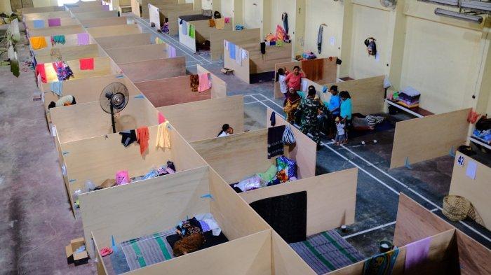 Sebagian Pengungsi Pulang, 636 Warga Bertahan di 5 Titik Pengungsian di Kabupaten Magelang