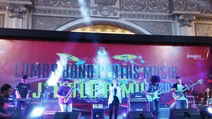 KPU DIY Tingkatkan Partisipasi Pemilih Lewat Lomba Band Pentas Musik Jingle Pemilu
