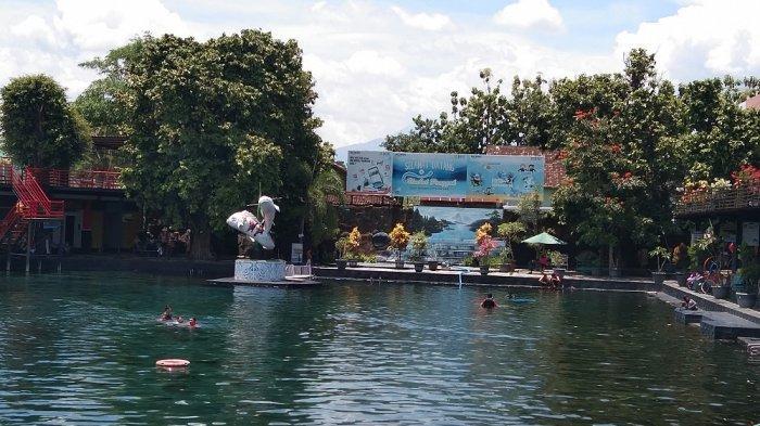 Sebanyak 13.521 Wisatawan Kunjungi Obyek Wisata di Klaten Selama Libur Imlek 2021