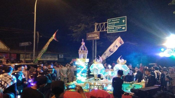 Sebanyak 22 Kontingen Meriahkan Festival Takbir Keliling di Museum Perjuangan