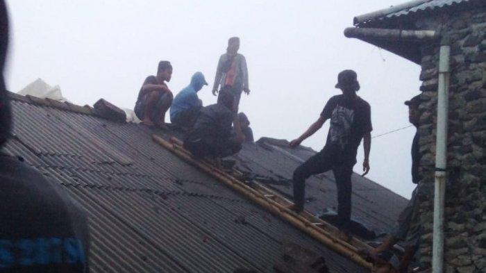 Sebanyak 3 Rumah Rusak Diterjang Angin Kencang di Kabupaten Magelang
