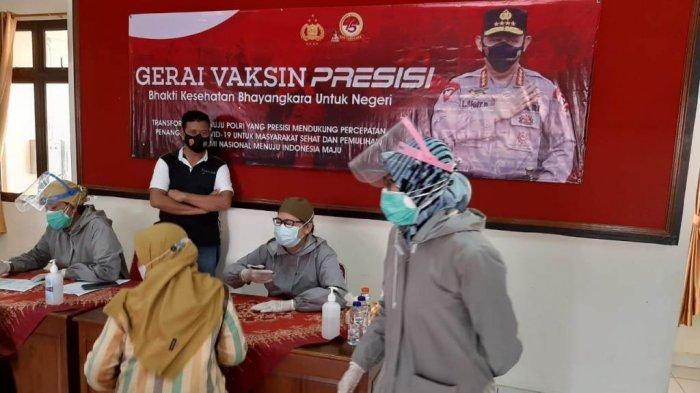 Sebanyak 3.065 Warga Kabupaten Magelang Terima Vaksin Lewat Gerai Vaksinasi Presisi