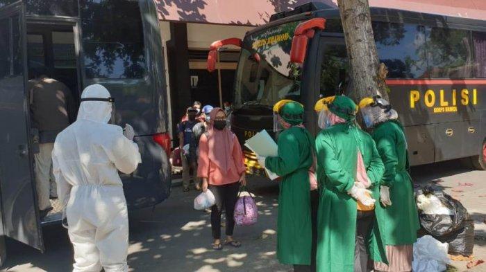 Sebanyak 36 Pasien Covid-19 di Klaten Kembali Dikirim ke Donohudan