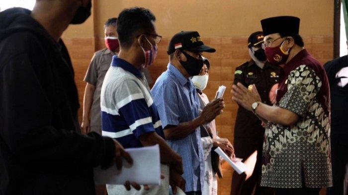 Sebanyak 7.699 Warga di Kota Magelang Terima Bantuan Sosial Tunai