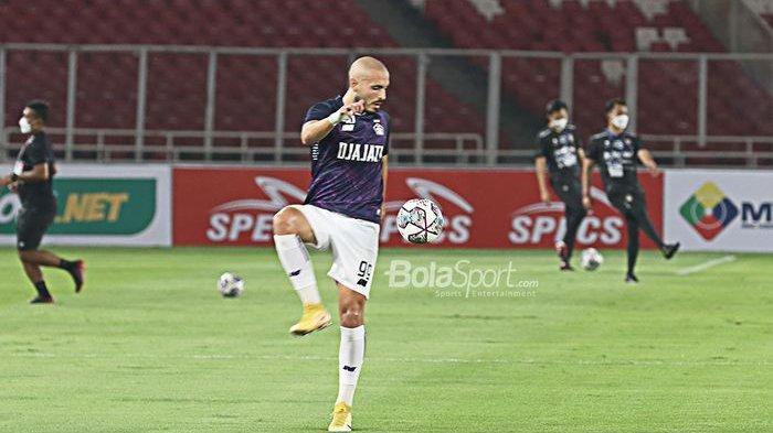 SEDANG BERLANGSUNG Live Streaming Babak 2 Persik Kediri vs PSM Makassar, Skor Babak Pertama  2-2