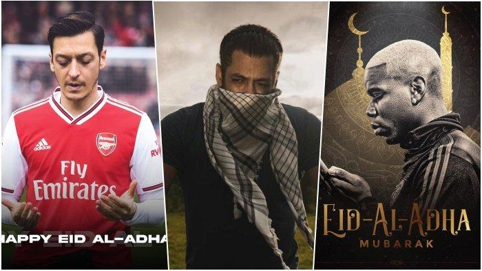 Deretan Selebritas yang Ucapkan Selamat Idul Adha Mulai Shah Rukh Khan Hingga Mesut Ozil