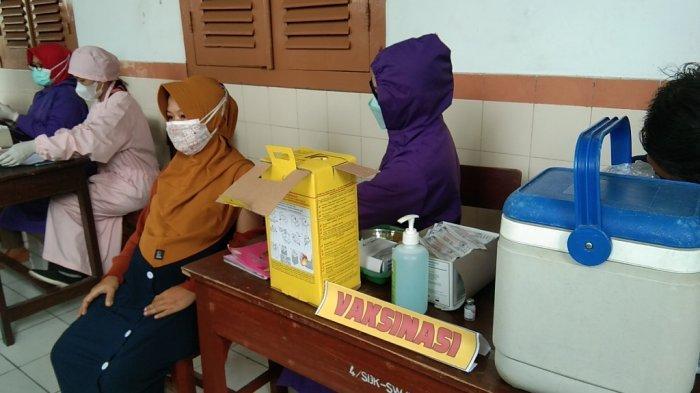 Vaksinasi Covid-19 di Klaten Capai 44,53 Persen, Pemkab Optimistis Tembus 50 Persen Akhir Bulan
