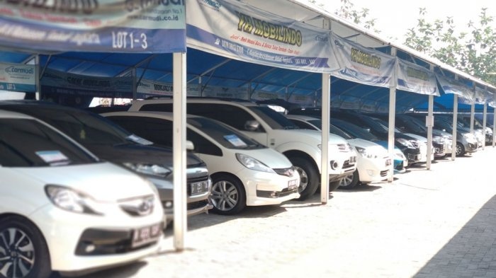 Daftar Harga Mobil Bekas Di Yogyakarta Yang Dibanderol Di Bawah Rp 50 Juta Tribun Jogja