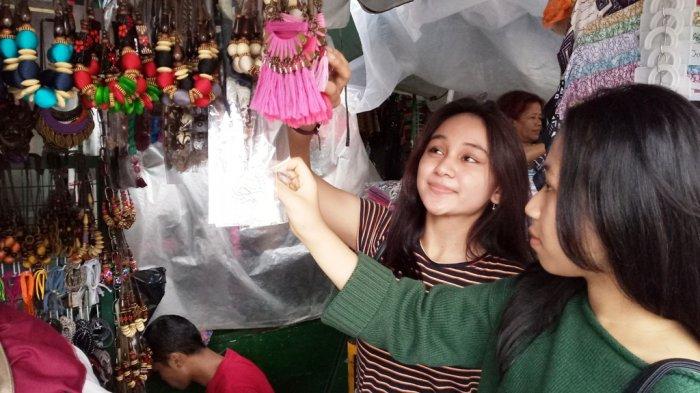 Sejumlah Pedagang Berlapak depan Pasar Beringharjo Yogyakarta Mengadu ke LO DIY