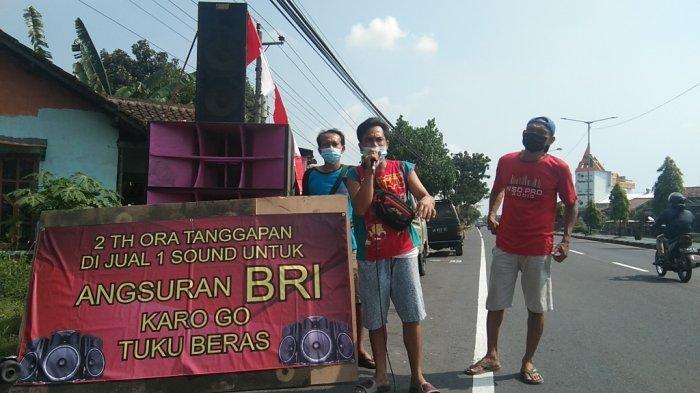 Angsuran Bank Jalan Terus, Pengusaha di Klaten Ramai-Ramai Jual Sound System
