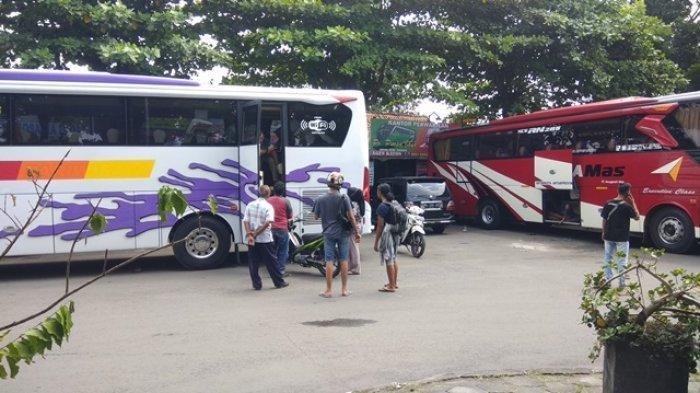 Penumpang Menuju Luar Provinsi di Terminal Jombor Sleman Meningkat 30 Persen