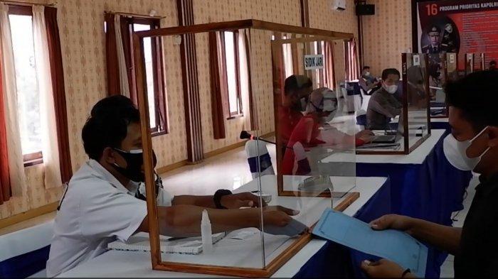 Permudah Pelayanan Publik Polres Klaten Siapkan Pelayanan Terpadu Satu Atap