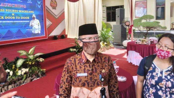 Selebgram Anya Geraldine Sebut Candi Borobudur di Yogya, Sekda Kabupaten Magelang Kecewa
