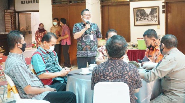 Libur Akhir Tahun, Sekda Kota Magelang Imbau Pegawai Pemkot Tidak Pergi ke Luar Kota