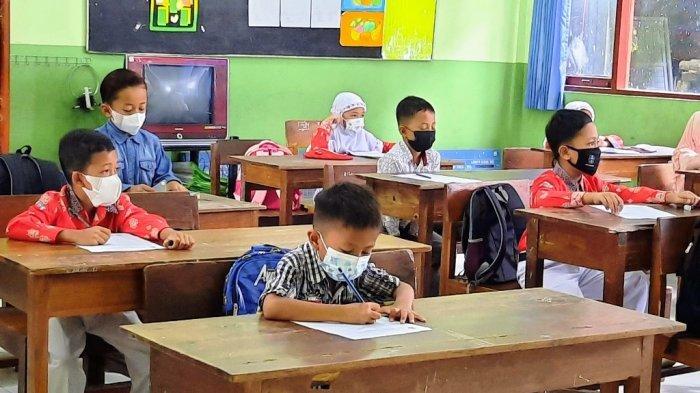 Sekolah di Gunungkidul Mulai Melaksanakan PTM Terbatas