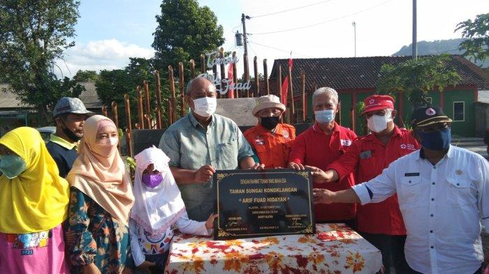 Sekretaris BNPB Hadiri Peringatan Hari Risiko Bencana dan Resmikan Taman di Klaten