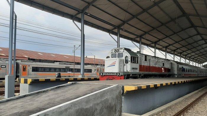 KAI Daop 6 Yogyakarta Setop Sementara Layanan KA Jarak Jauh diStasiun Lempuyangan