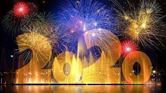 20 Kata Mutiara Inspiratif Untuk Ucapan Tahun Baru 2020 Dari Tokoh Tokoh Terkenal Dunia Tribun Jogja