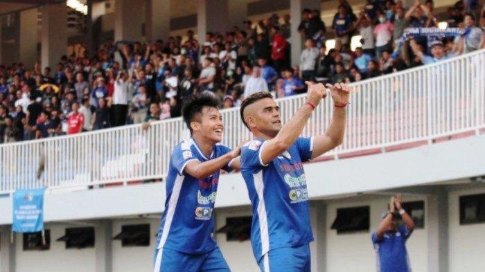 Akui Banyak Tim Sudah Jalin Komunikasi, Cristian Gonzales Pilih Tetap Hargai Kontrak di PSIM Jogja