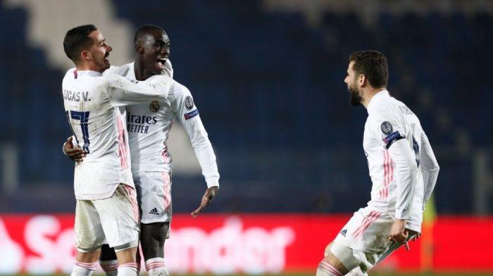 Atalanta 0-1 Real Madrid, Kata Zidane : Pertandingan Sulit, Hasil yang Bagus