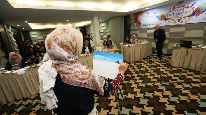 AHMBS 2019 Tantangan Siswa untuk Bisnis Online