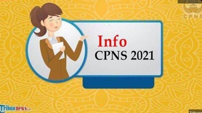 Info Seleksi CPNS 2021