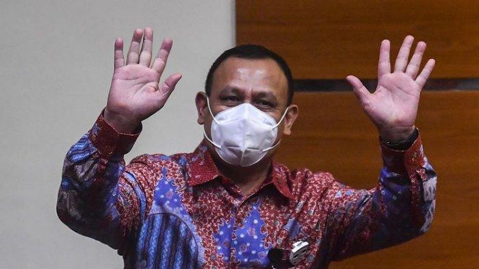 Penjelasan Ketua KPK Soal Pesan Berantai yang Sebut 57 Pegawai Nonaktif Dipecat 1 Oktober