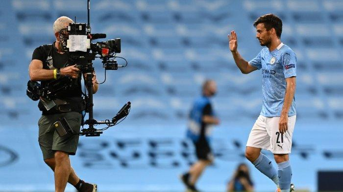 Transfer Pemain Laliga Spanyol, Tak Jadi Gabung Lazio David Silva Gabung Real Sociedad
