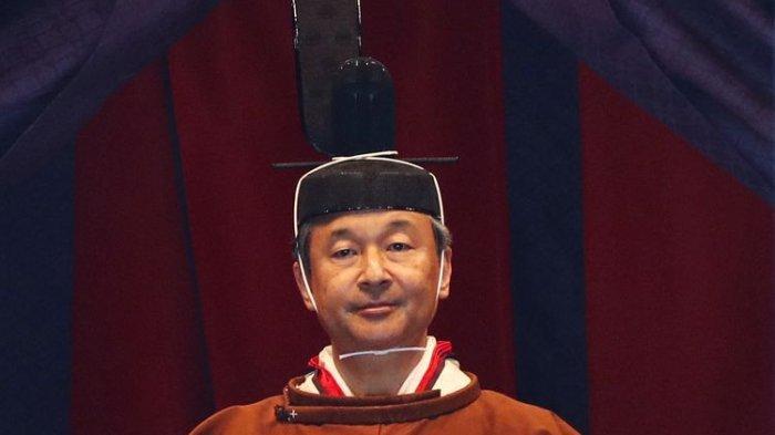Selesaikan Prosesi Ritual, Naruhito Resmi jadi Kaisar Jepang