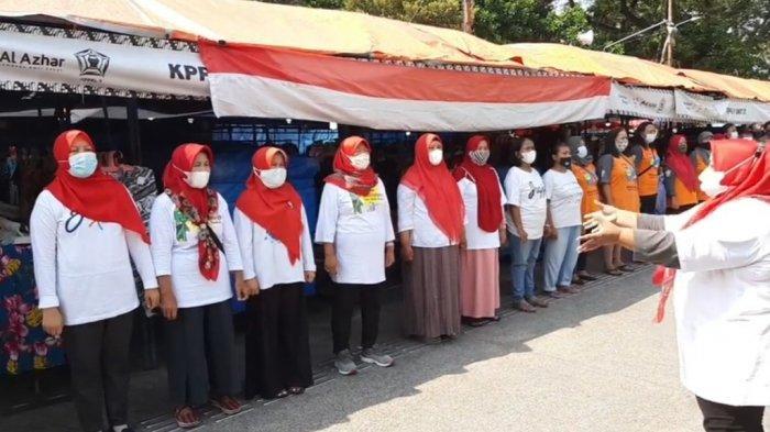 Semangat PKL Malioboro Peringati Hari Kelahiran Pancasila