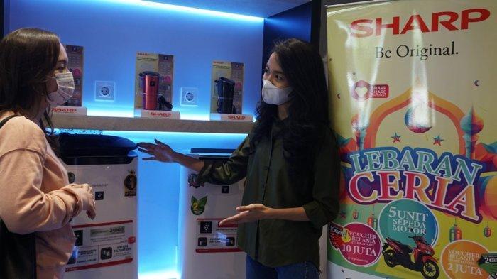 Semarakkan Perayaan Lebaran, Sharp Indonesia Hadirkan Ragam Promosi dan Hadiah