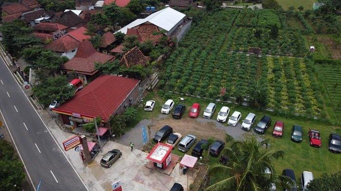 Semesta Area Borobudur, Tempat Kuliner Khas Jawa dengan Suasana Sejuk