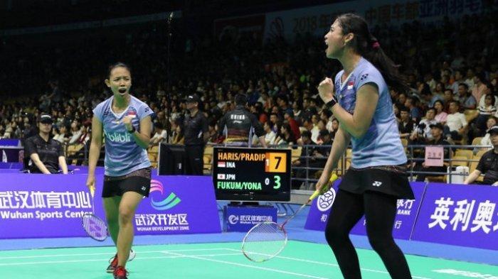 Live Streaming Badminton Indonesia Vs Jepang di Asian Games 2018, Nonton Langsung di Ponsel Klik Ini