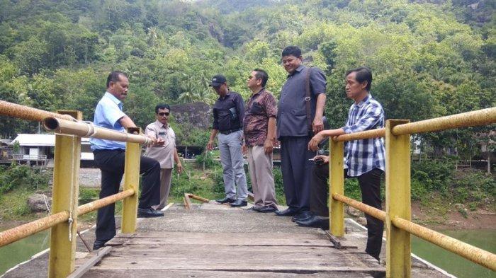 Sempat Gagal Lelang, Jembatan Gantung Selopamioro Dibangun Tahun Ini dengan Anggaran Rp 13,9 Miliar