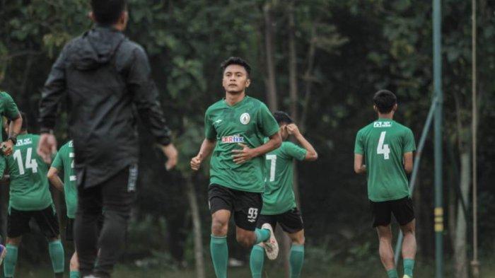 Sempat Perkuat PSS U17 di Piala Soeratin, Bagas Umar Tunggu Debut di Tim Senior PSS Sleman