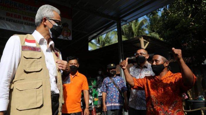 Semua Daerah di Jawa Tengah Ditetapkan Pemberlakuan PPKM Mikro Darurat